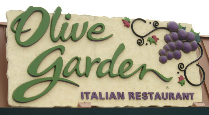 Olive Garden Starts Construction | The City Menus