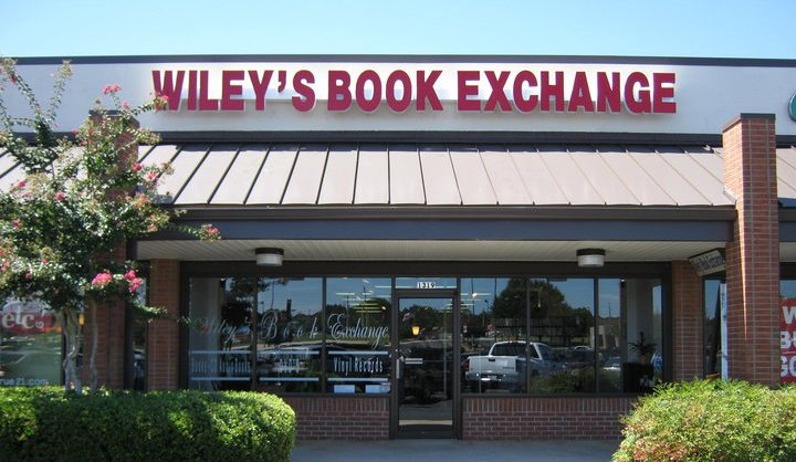 Wiley's Book Exchange To Move Far Away