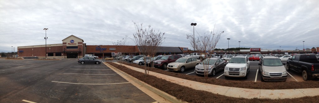Kroger Marketplace Phase 1