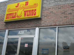 J And B Wings
